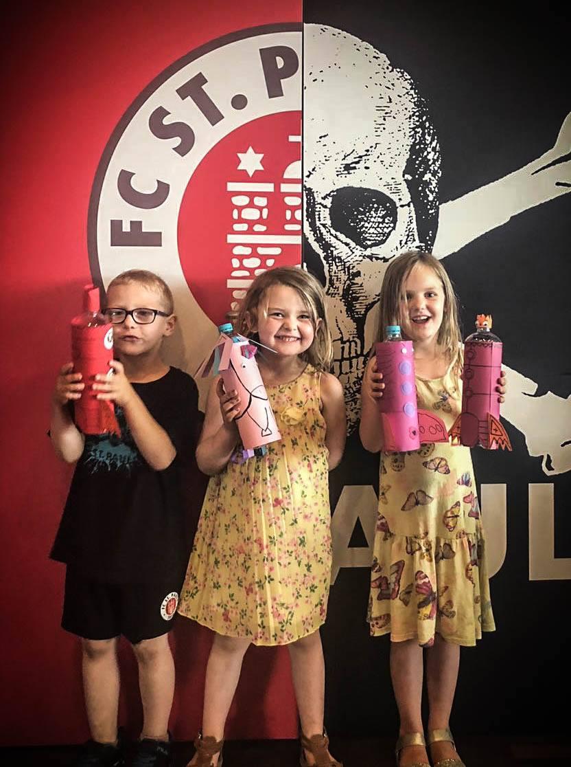 Rückblick: Viele tolle Rabauken-Club Aktionen im Juni