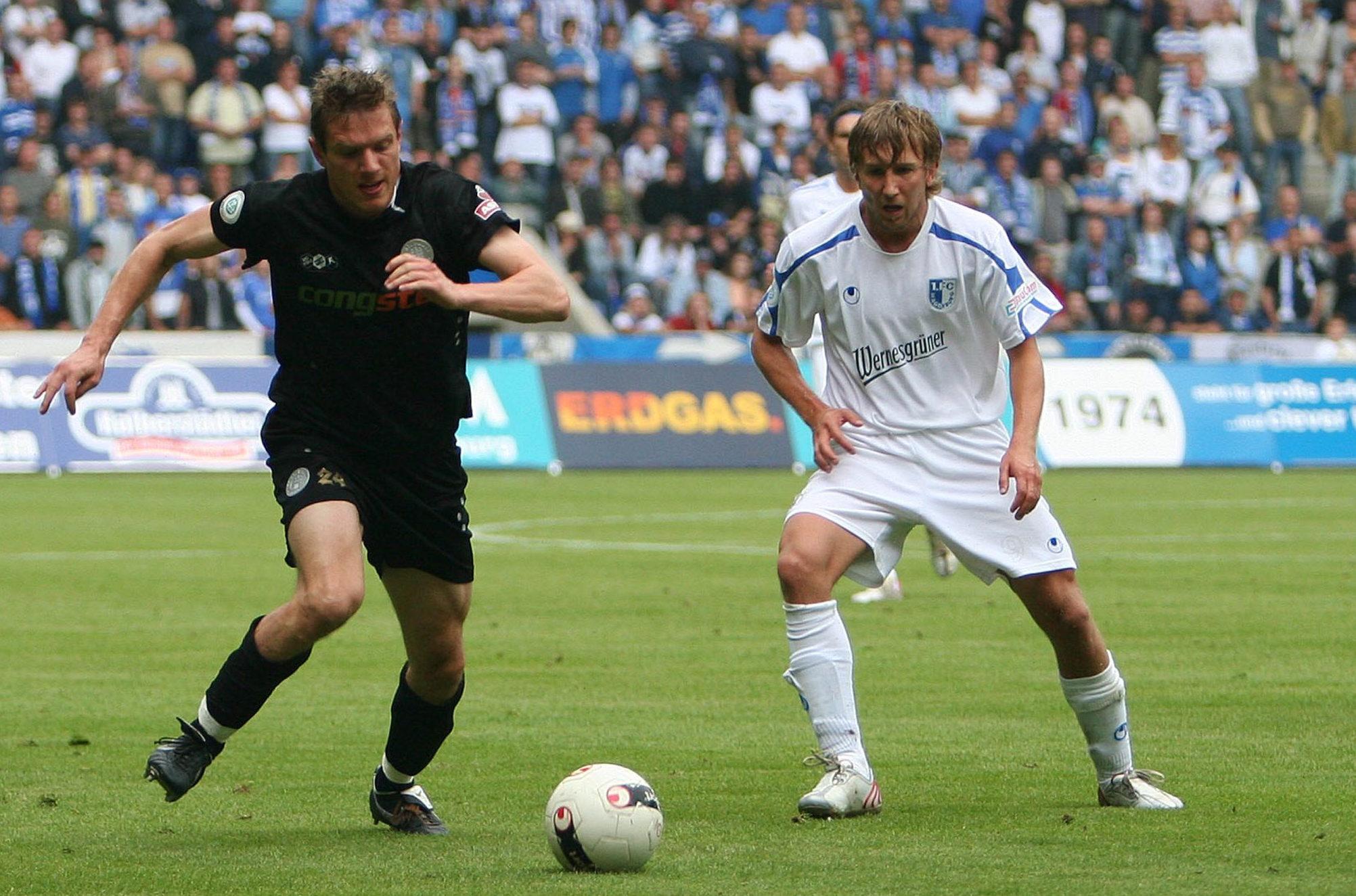 Zu Gast beim 1. FC Magdeburg