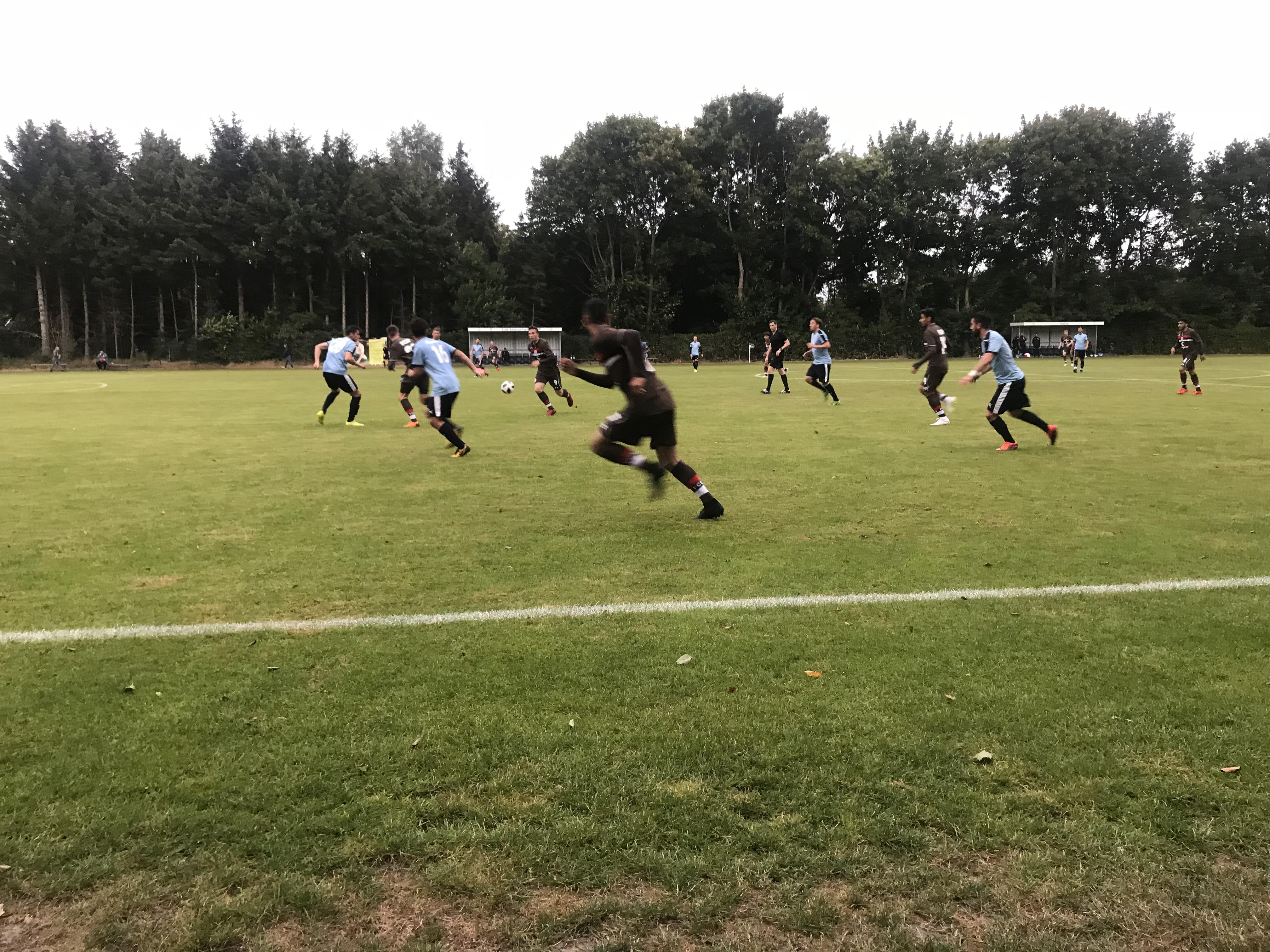 4:1 gegen Uphusen: U23 erreicht Finale der Elsdorfer Pokalwochen