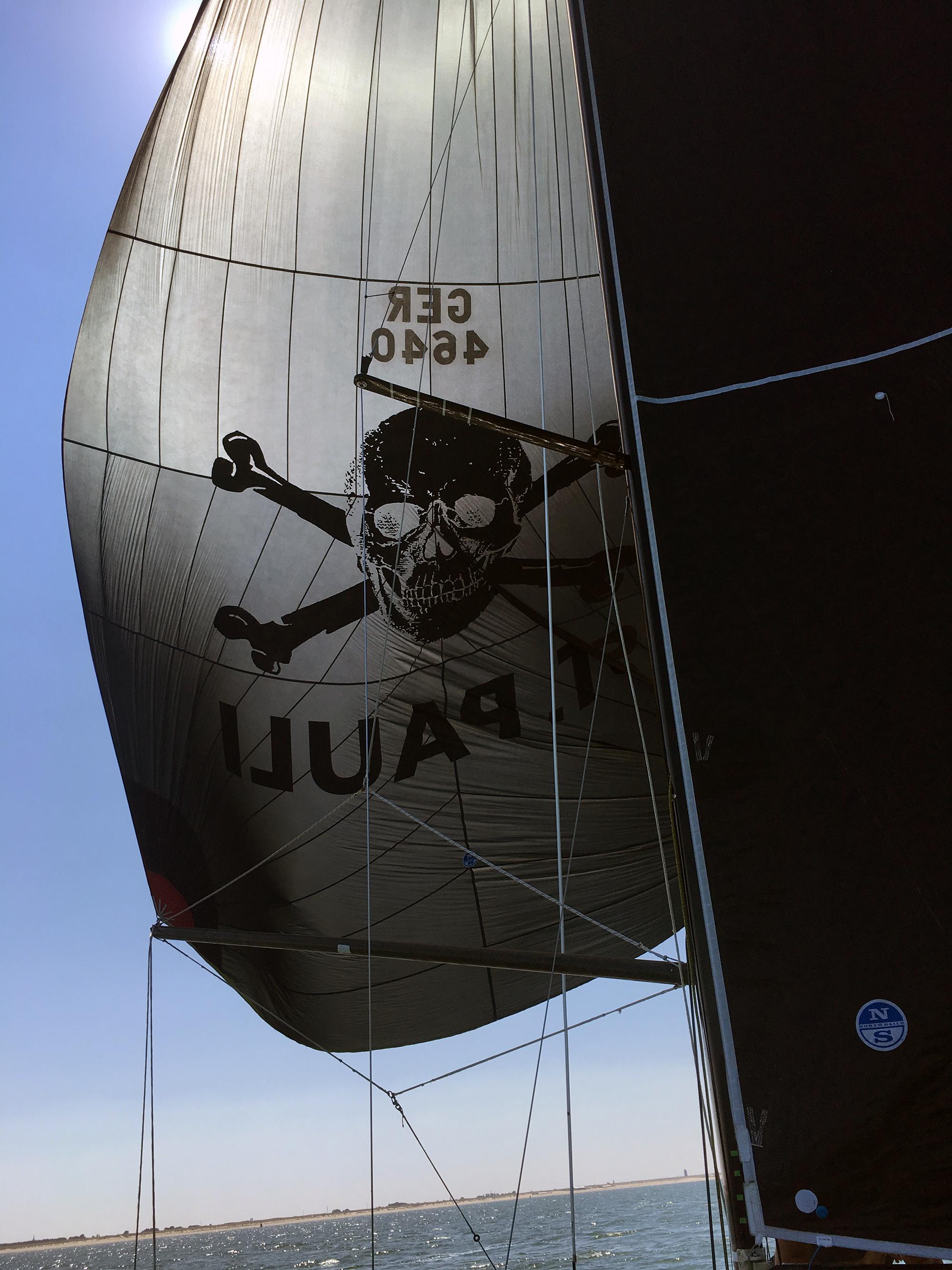 Max Augustin & Team H.E.A.T. vor Start bei Offshore-WM