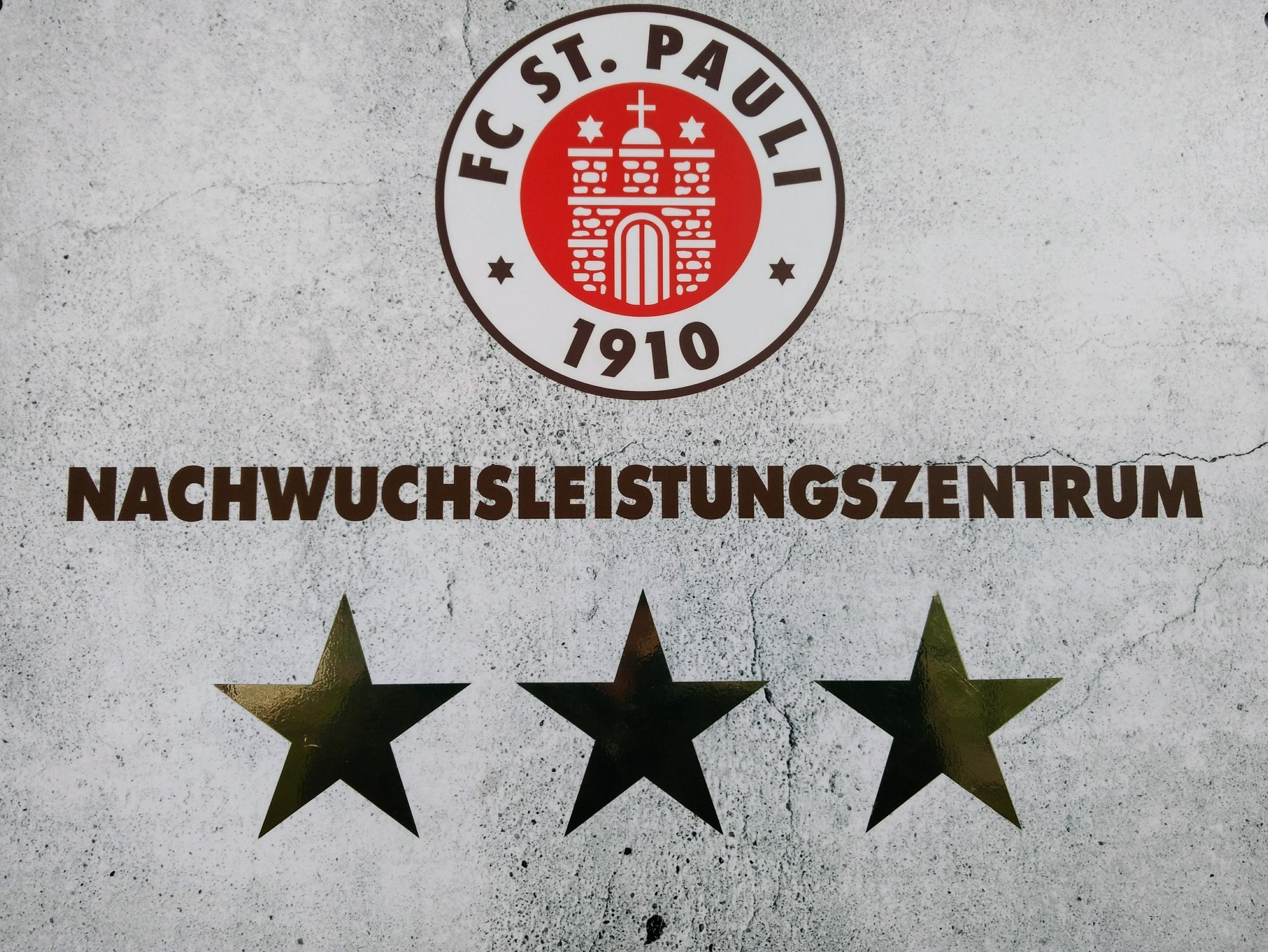 Werde Teil der Nachwuchs-Ausbildung beim FC St. Pauli