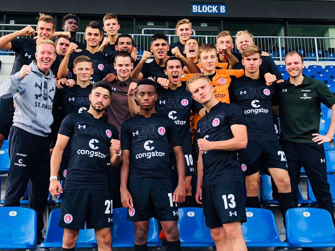 Der letzte Showdown: U19 empfängt im DFB-Pokal-Viertelfinale Leipzig