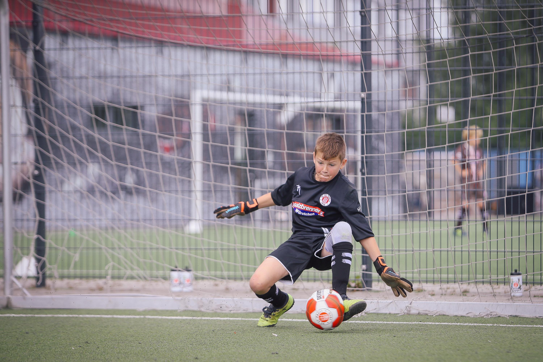 Rabauken bieten neue Einheiten des Intensivtrainings der Fußballschule an