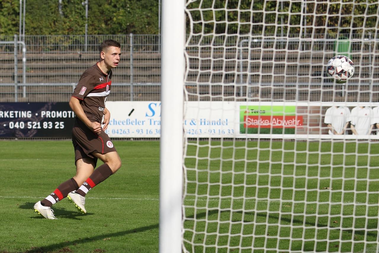 1:0 gegen Rehden: Kovacic sichert U23 spät wichtige Punkte