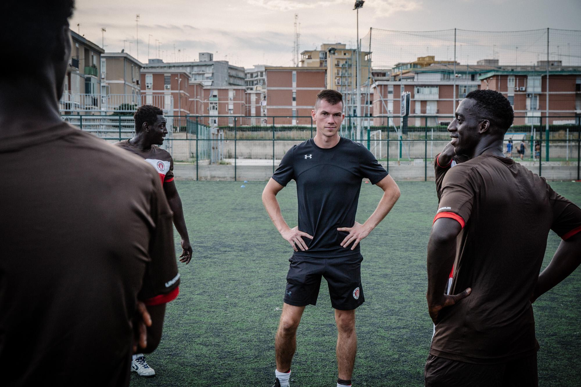 """Kick the Borders"" - Fußball verbindet - echt jetzt!"