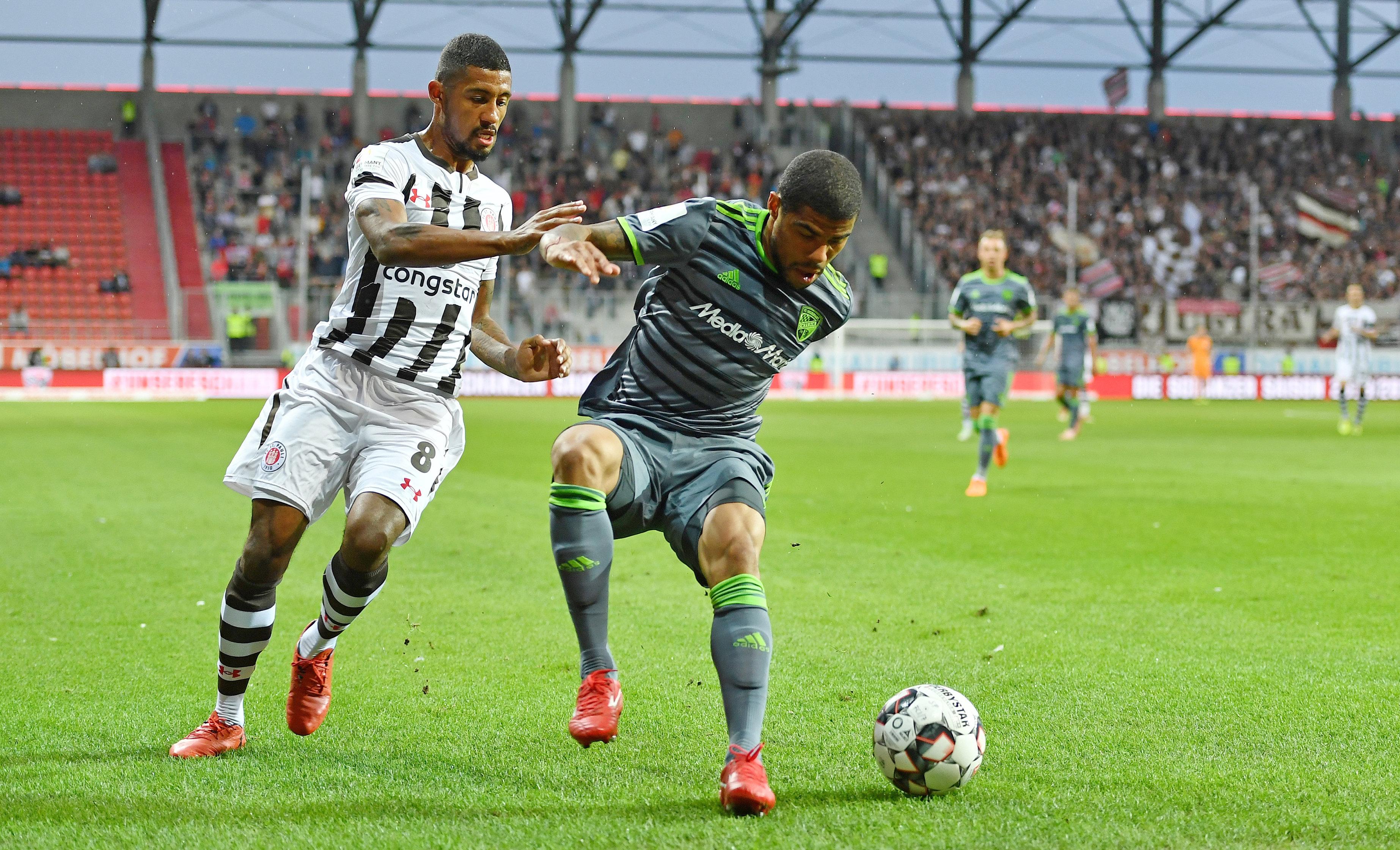 Tickets für Heimspiele gegen Aue und Ingolstadt