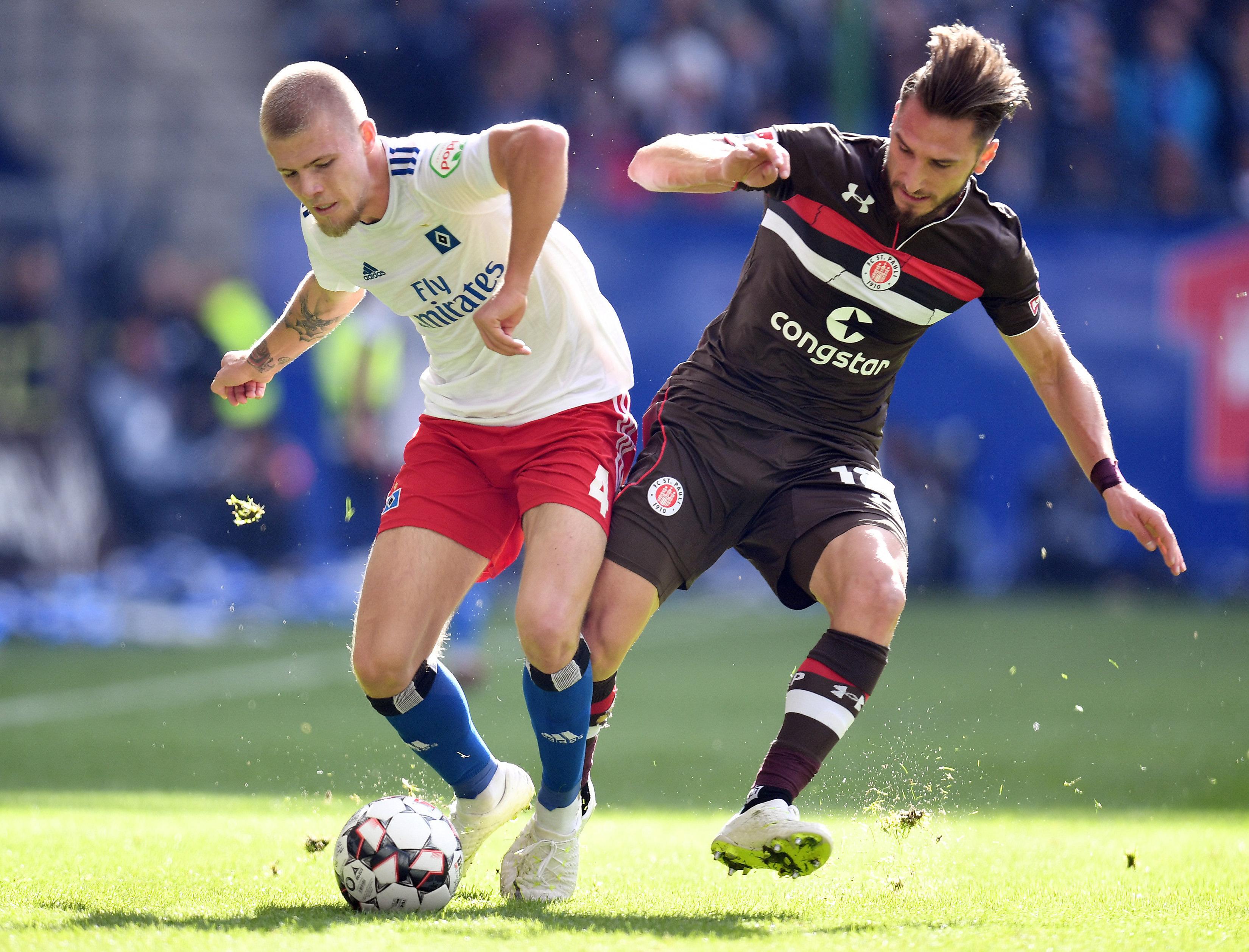 Binnen weniger Minuten: Derby-Heimspiel gegen den HSV ausverkauft