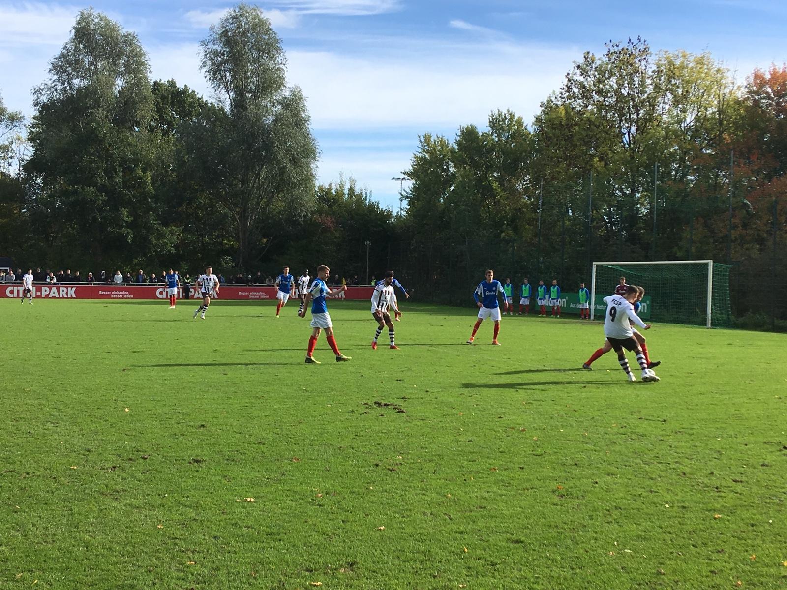1:0 in Kiel: U23 belohnt sich für starke Mannschaftsleistung mit drei Punkten
