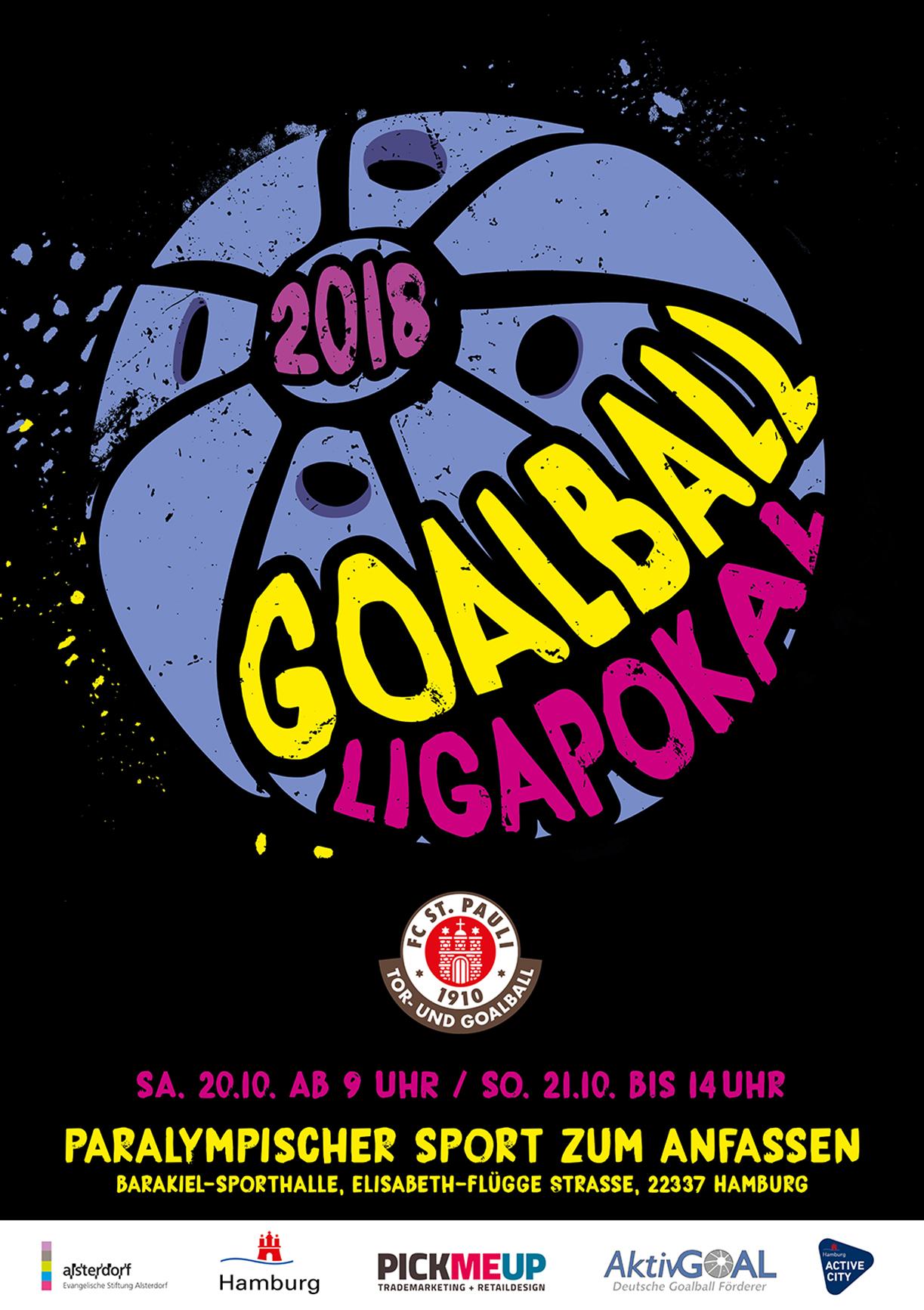 Goalballabteilung lädt zum Ligapokal