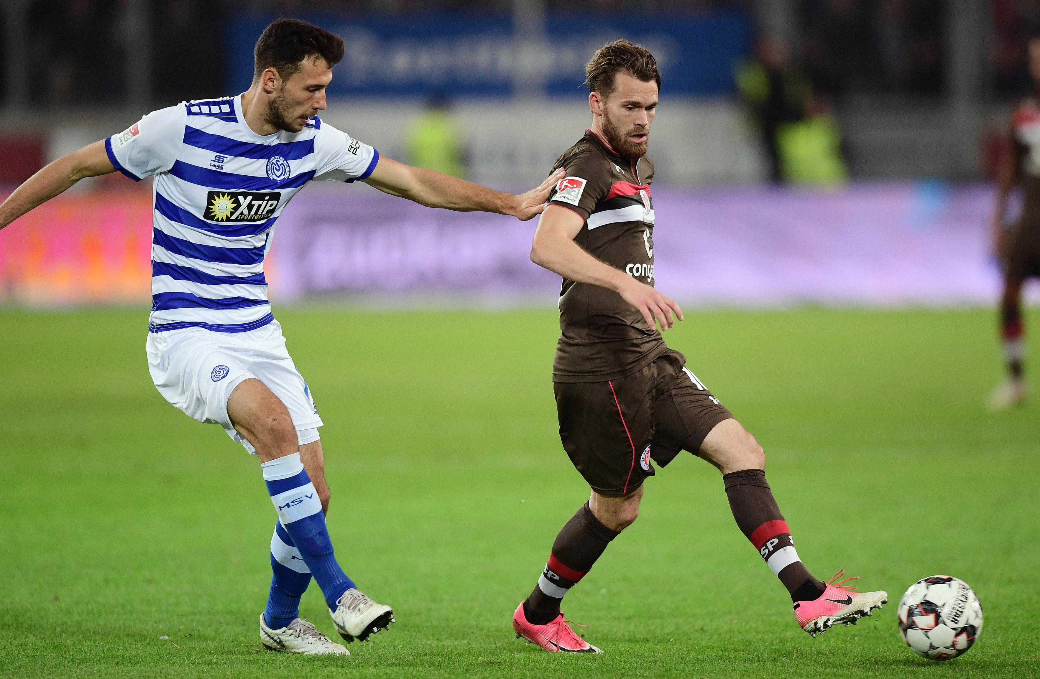 Tageskartenverkauf für die Heimspiele gegen Aue, Ingolstadt und Duisburg