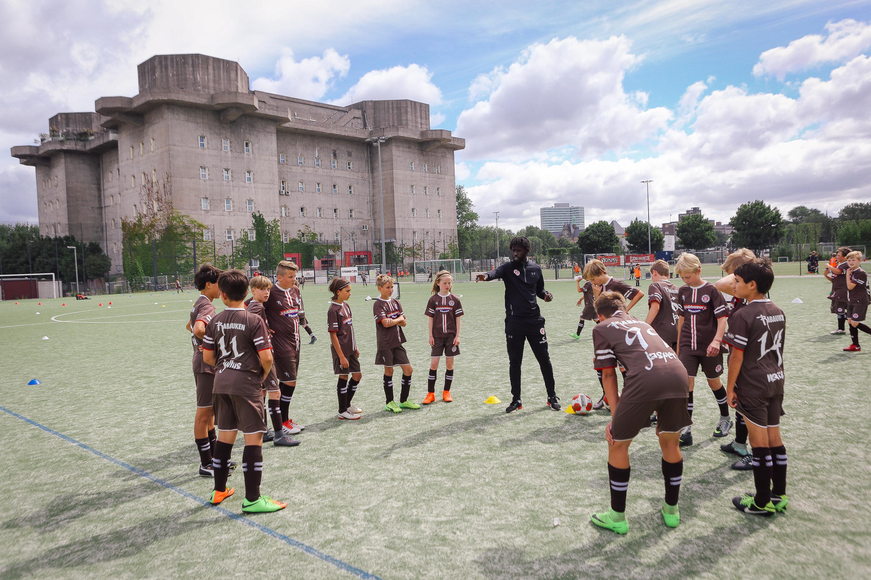 Erst kicken, dann gucken: Rabauken-Spieltagscamp zum Spiel gegen Heidenheim