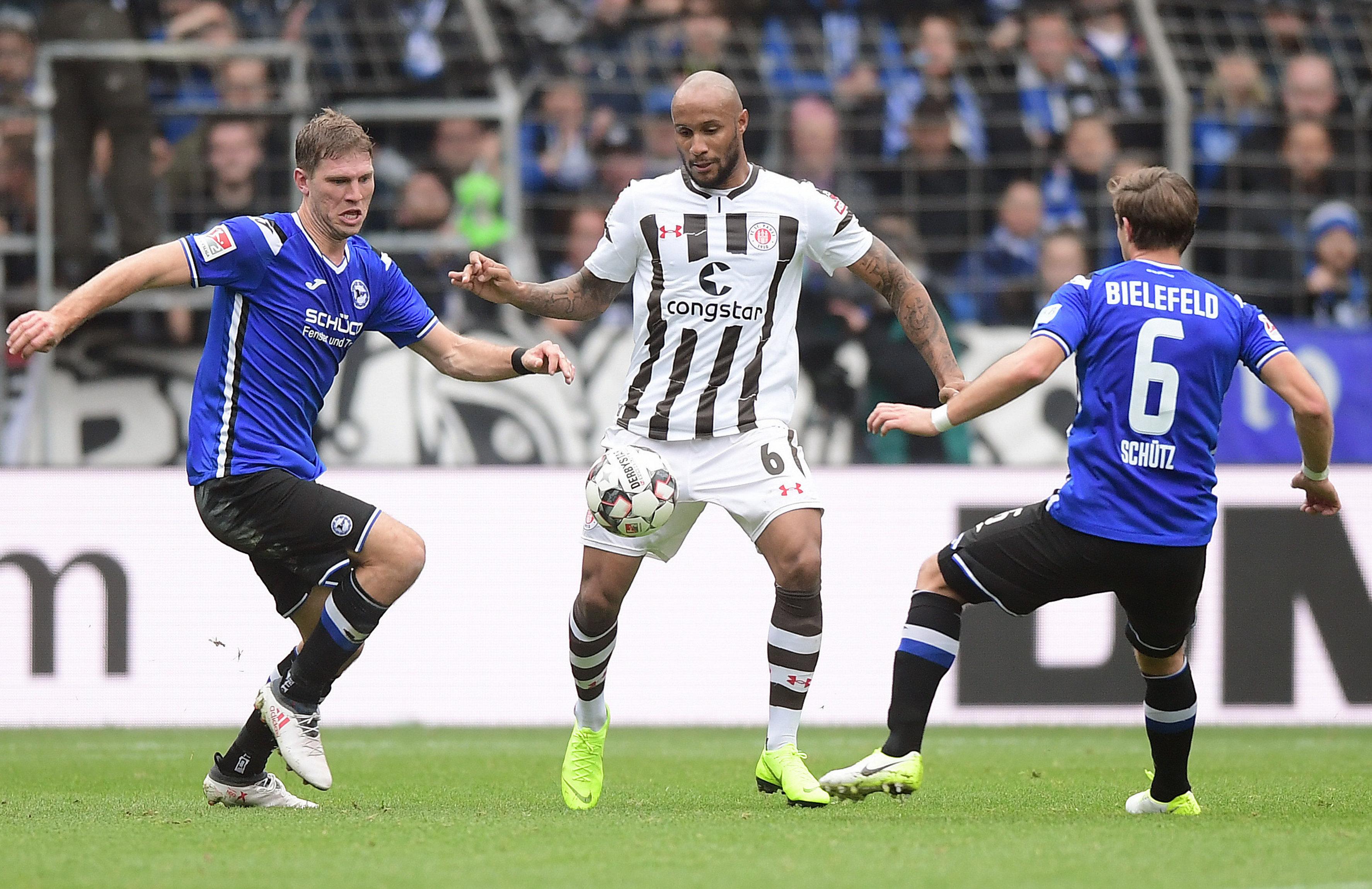 Heimspiele gegen Bielefeld, Regensburg & Bochum - Infos zum Tageskartenverkauf