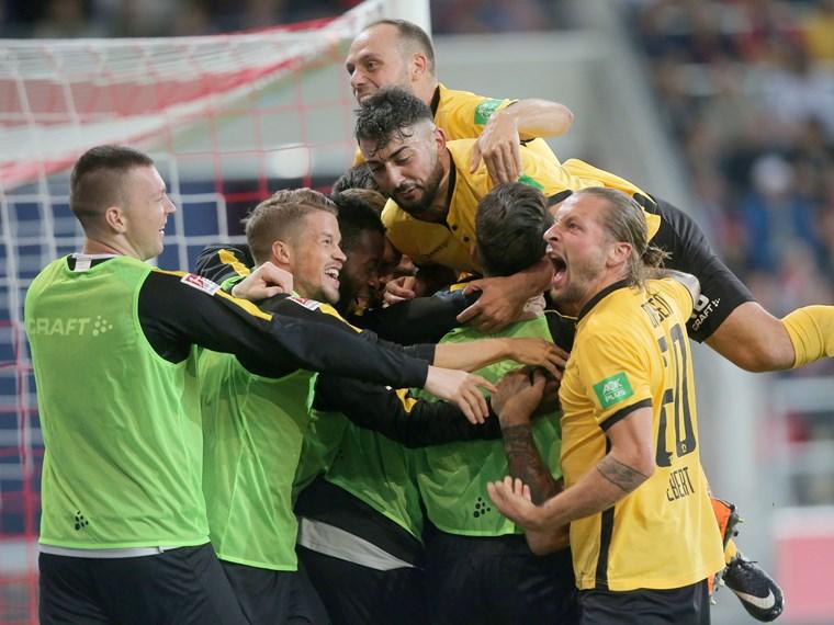 Trainingszeiten Dynamo Dresden