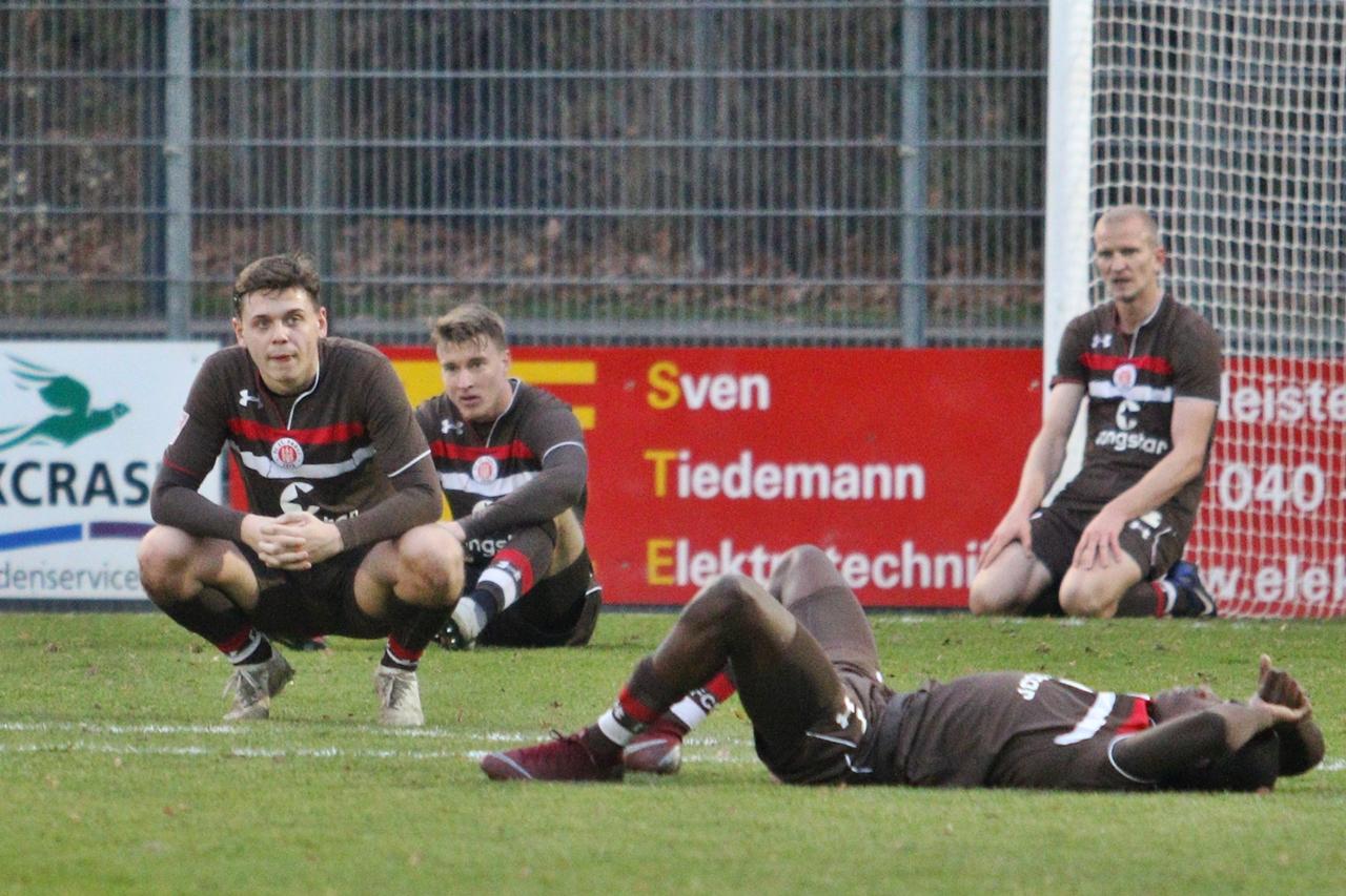 Schock in der 95. Minute: U23 unterliegt dem VfB Oldenburg