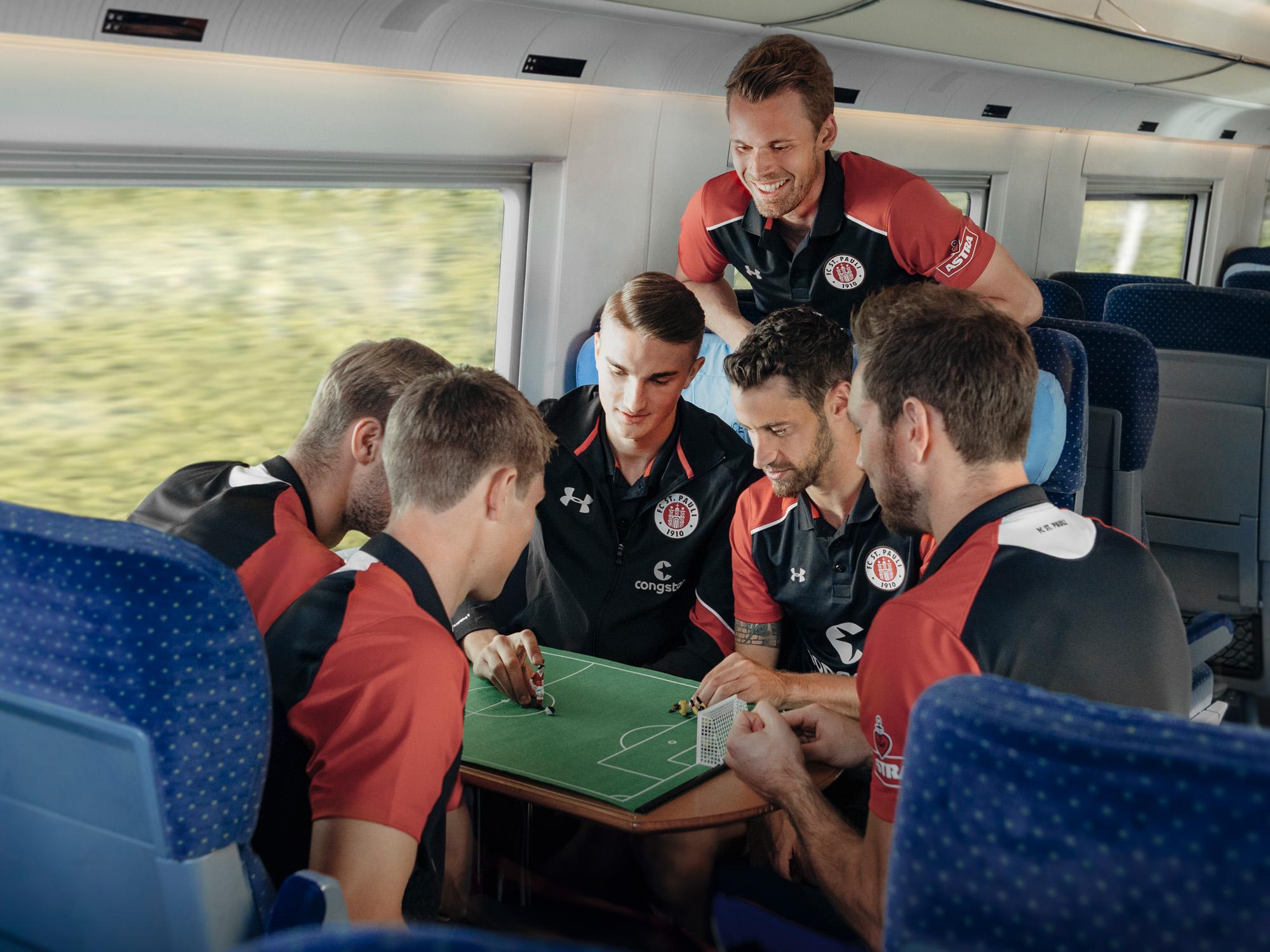 DB-Gewinnspiel: Mit fünf Freunden zu einem Auswärtsspiel in der Rückrunde