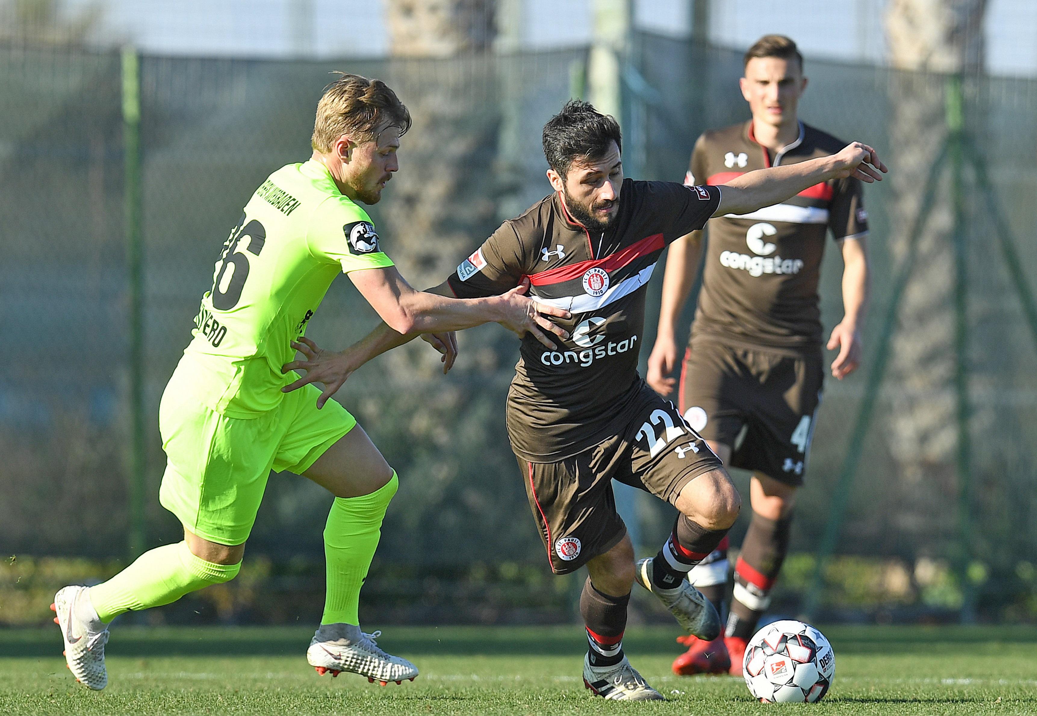 Last-Minute-Sieg gegen Wehen Wiesbaden - Allagui trifft spät - Ziereis verletzt