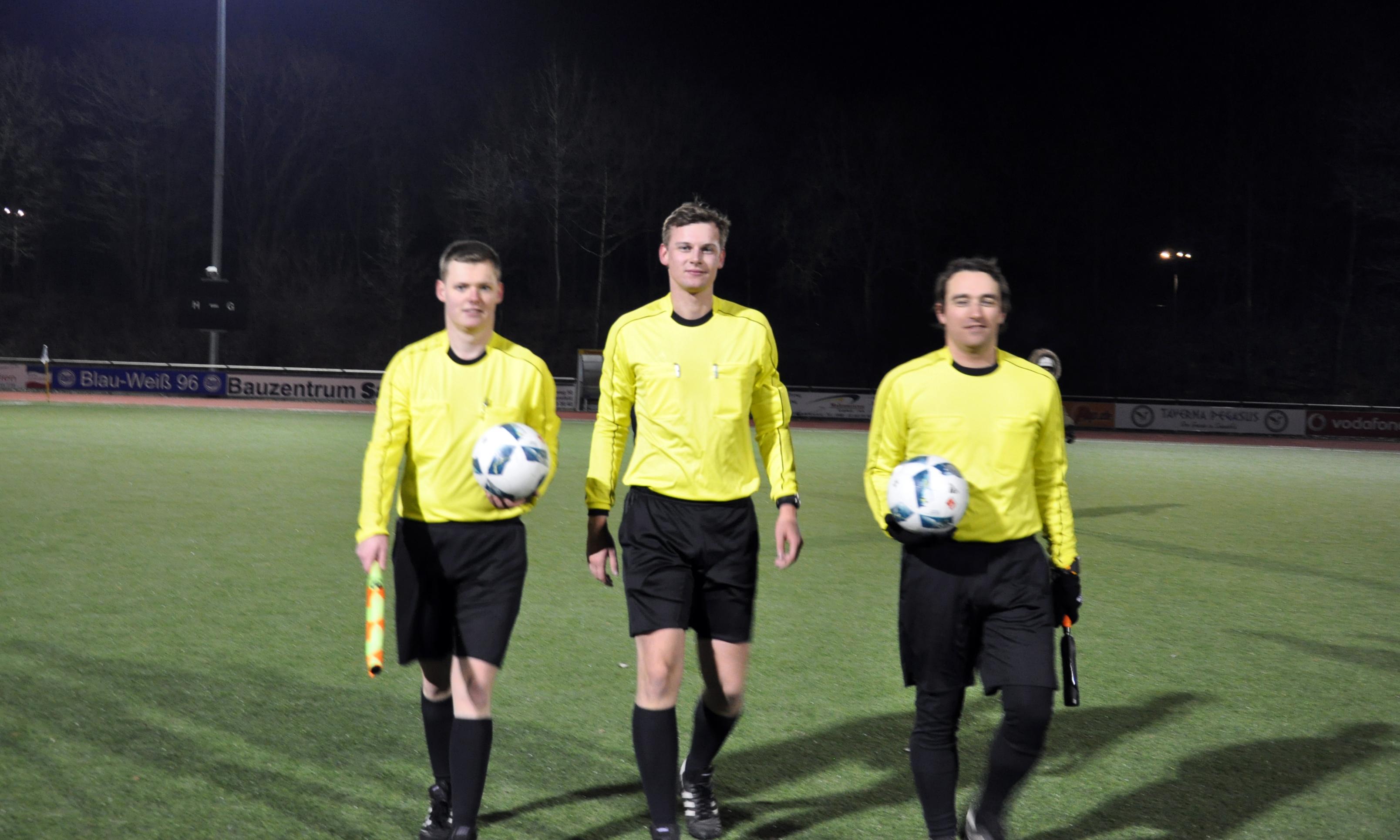 Unsere Schiedsrichterabteilung sucht Nachwuchs!