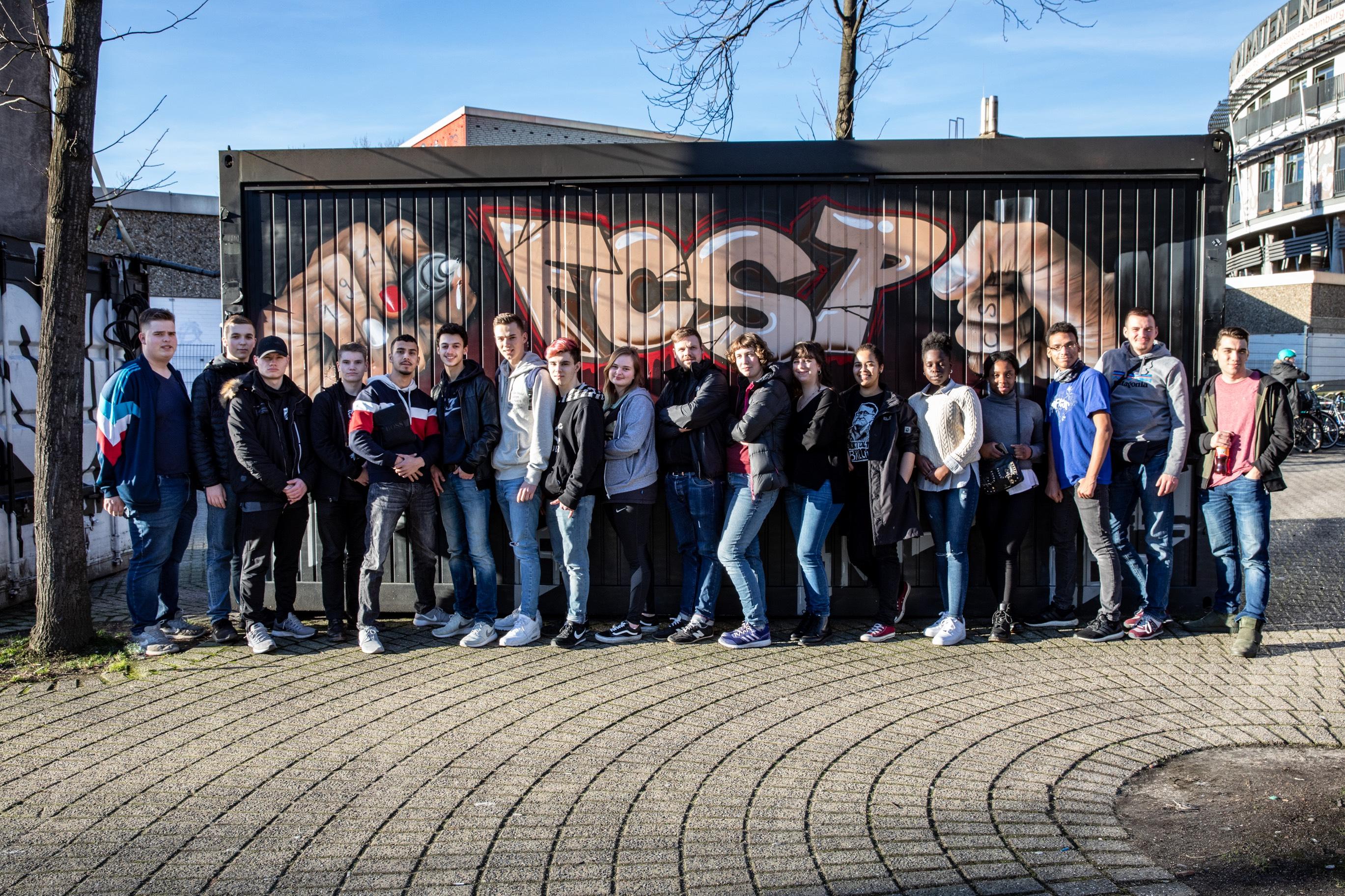 BAM!-Begegnungs-Workshop mit Jugendlichen anderer Vereine