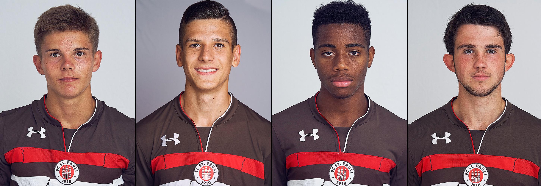 Becker und Matanovic für Länderspiele nominiert - Loubongo-M`Boungou und Flach auf Abruf