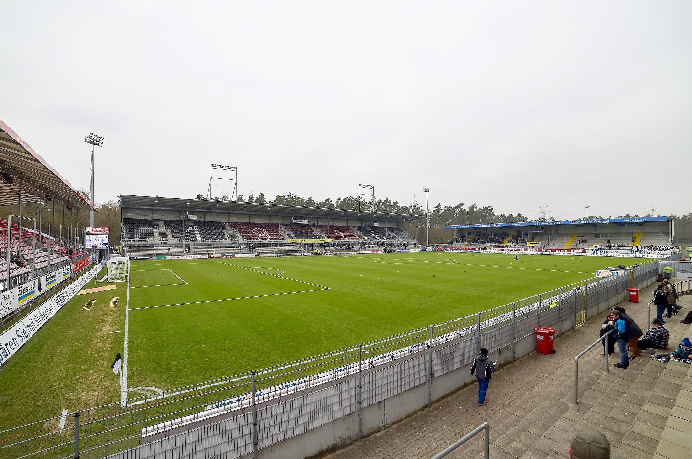 Live - unser Auswärtsspiel beim SV Sandhausen