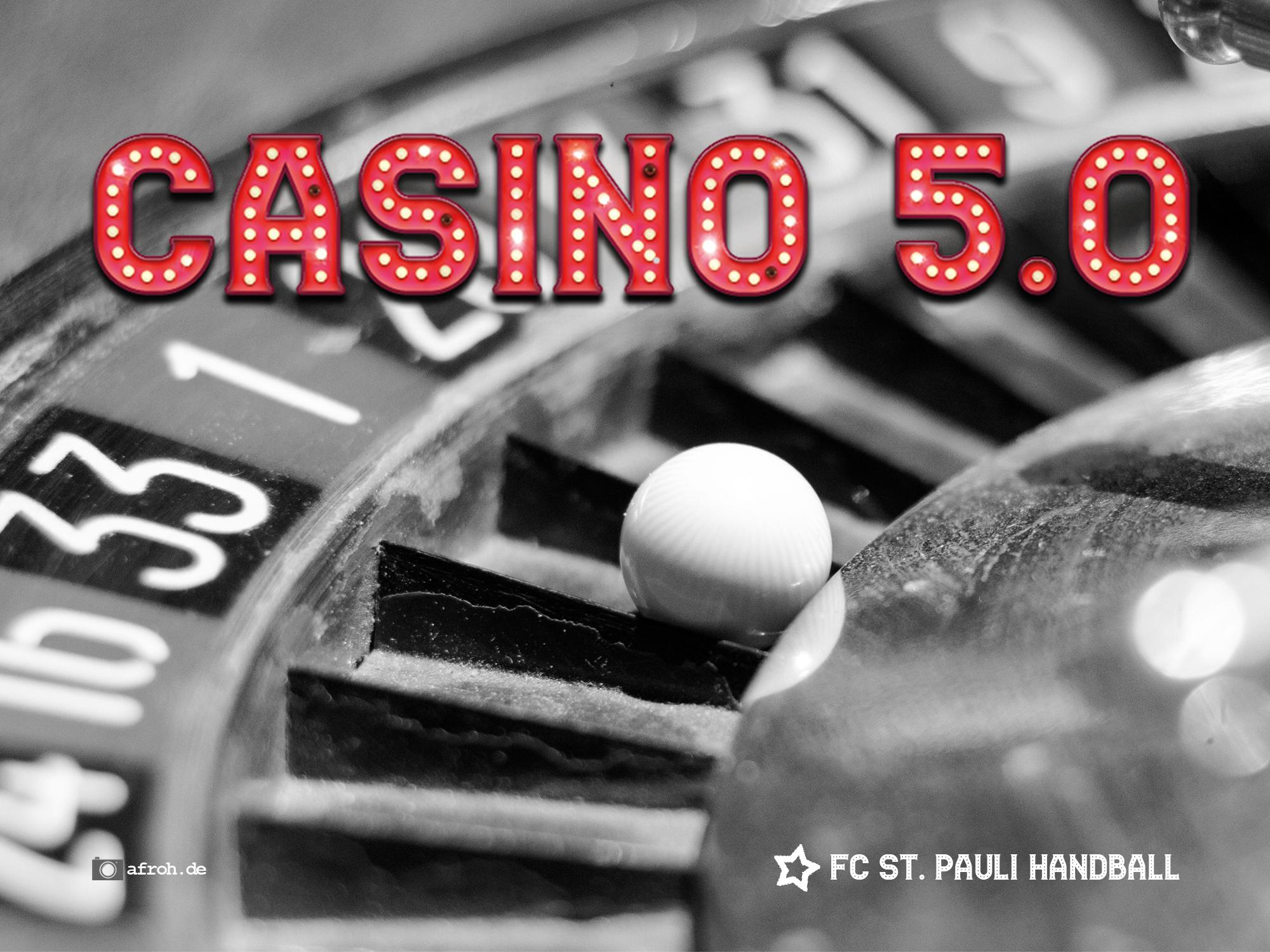 Tanz in den Mai - Casino 5.0
