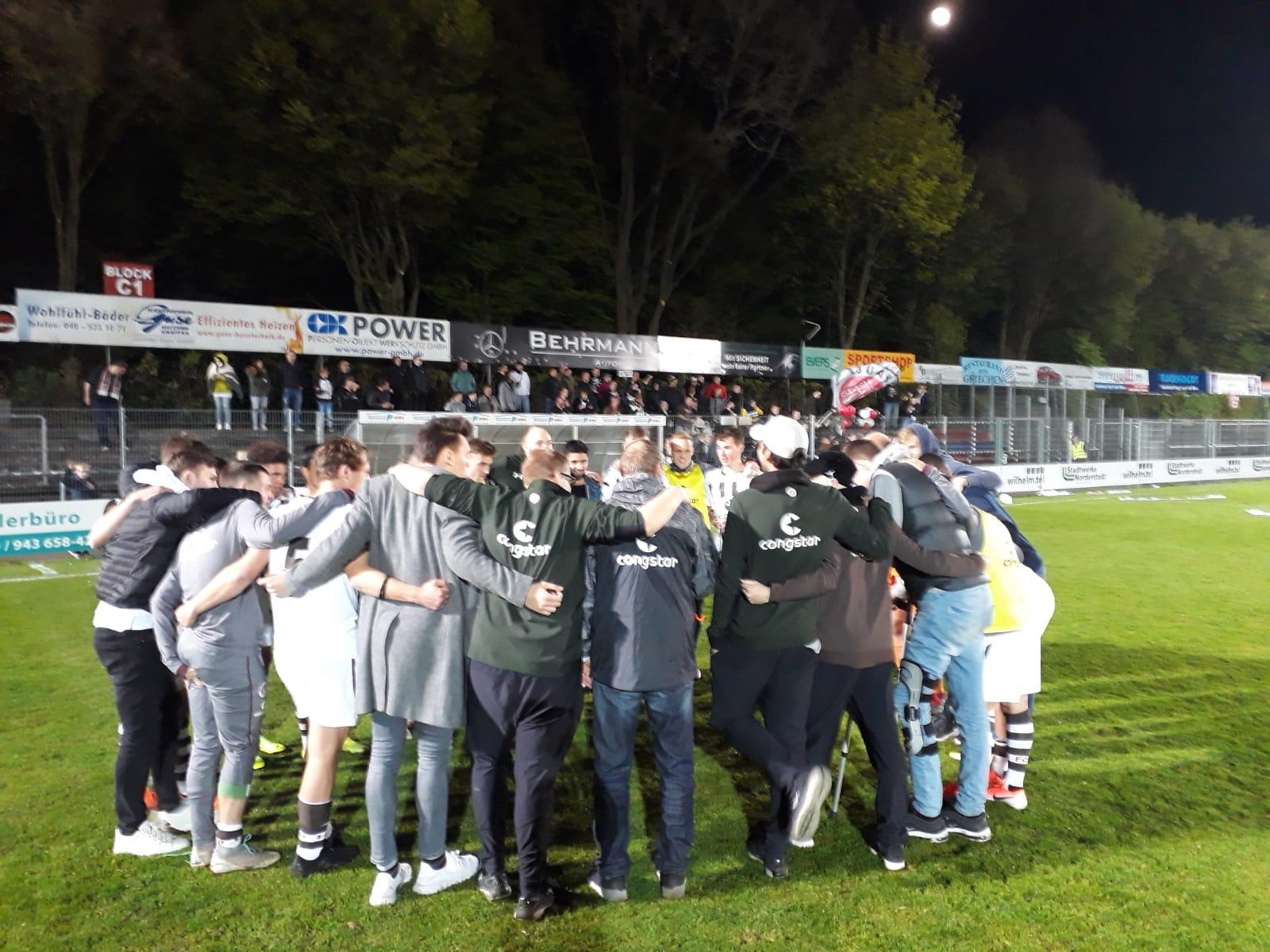 Trotz doppelter Unterzahl: U23 feiert gegen Egestorf dritten Sieg in Serie