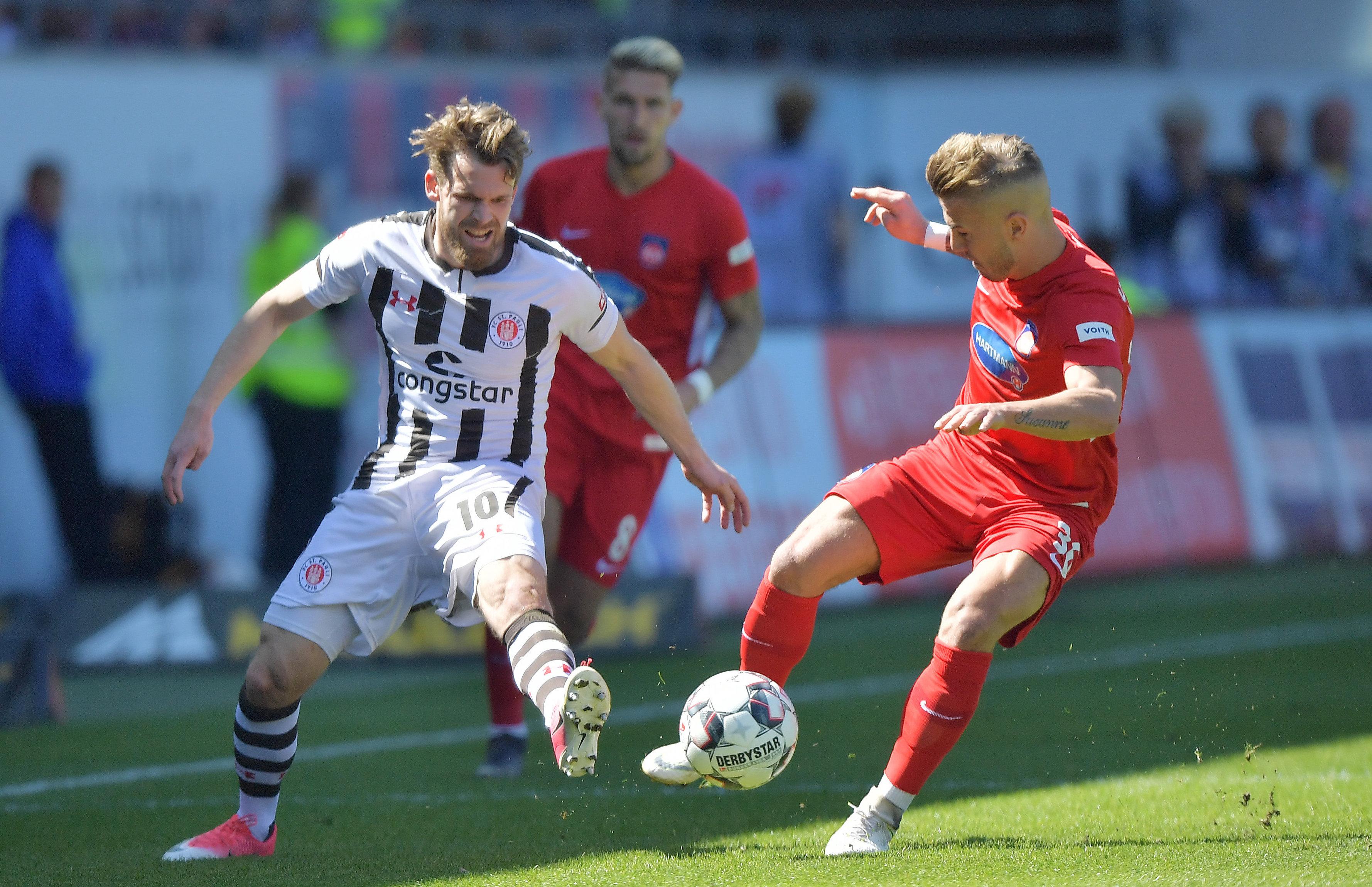 Nichts zu holen in Heidenheim: Kiezkicker unterliegen mit 0:3