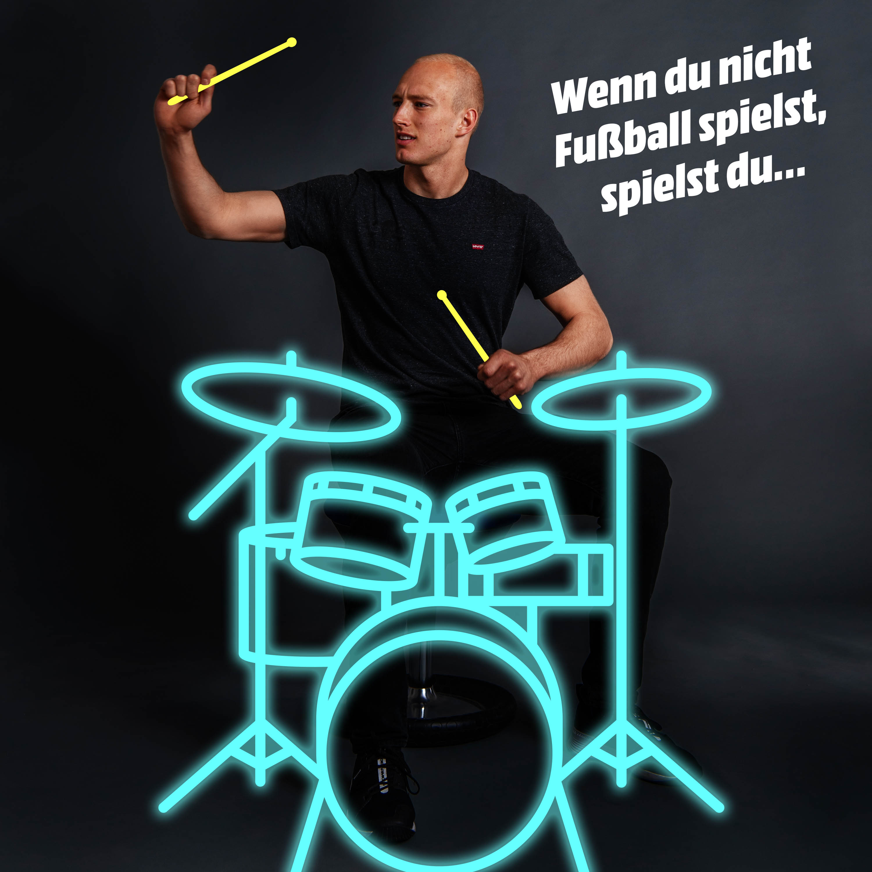 """Fotoserie """"Sabbel nich!"""" mit Svend Brodersen"""
