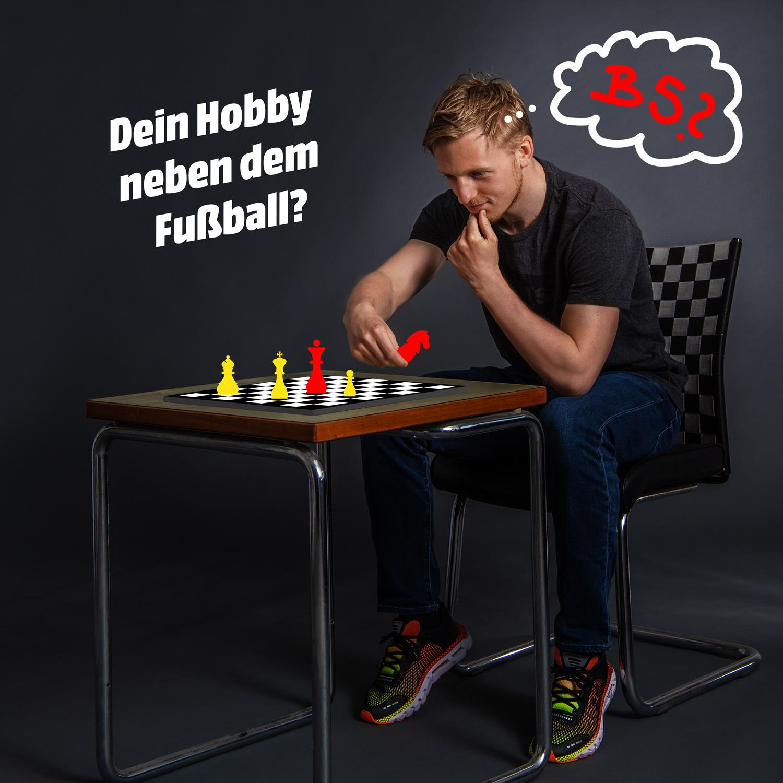 """Fotoserie """"Sabbel nich!"""" mit Mats Møller Dæhli"""