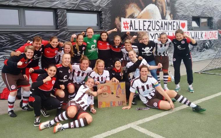 Herzschlagfinale: 1. Frauen wollen im Fernduell mit Schwachhausen die Klasse halten