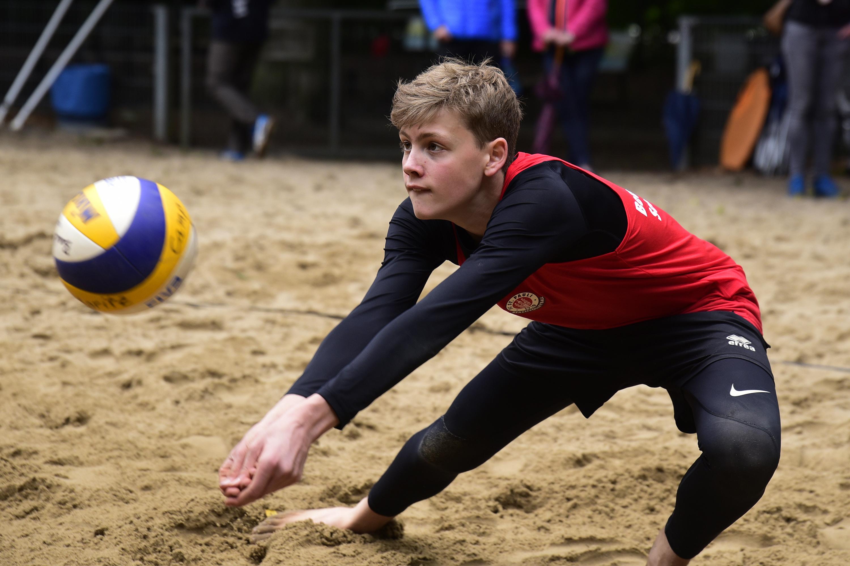 Beachvolleyballabteilung mit Saisonstart in Wilhelmsburg