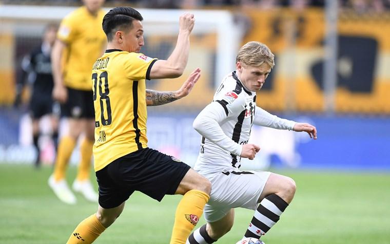 Infos zum Kartenverkauf für das Auswärtsspiel bei Dynamo Dresden