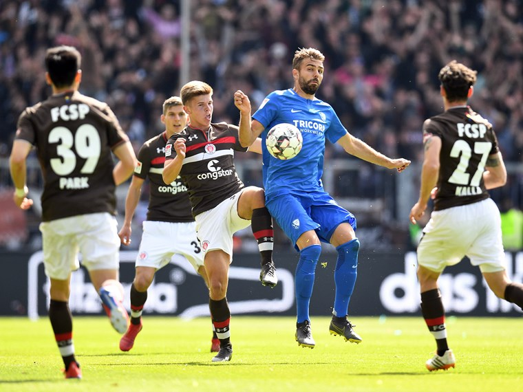 St Pauli Gegen Bochum