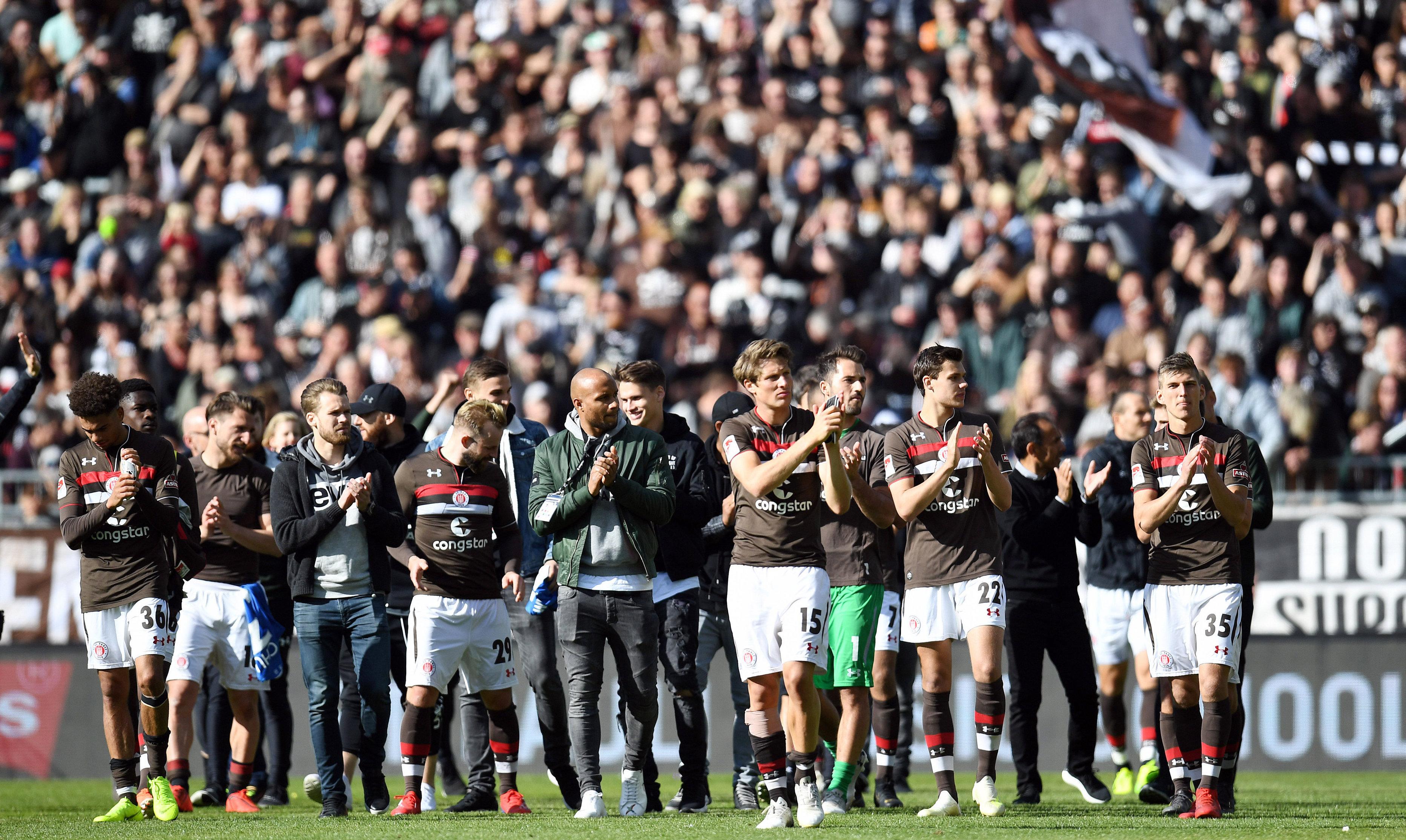 Die letzten 90 Minuten: Kiezkicker wollen positiven Saisonabschluss in Fürth