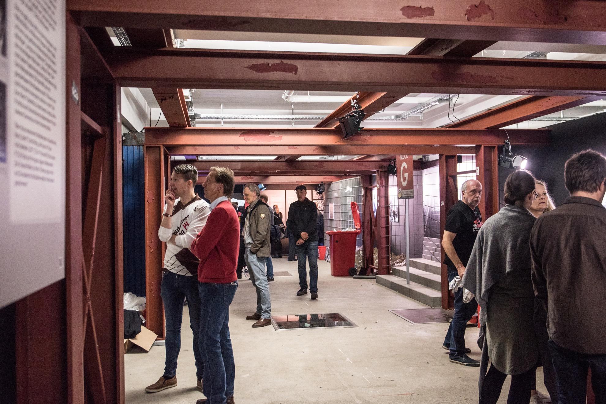 Lange Nacht der Museen 2019: FCSP-Museum mit starkem Programm