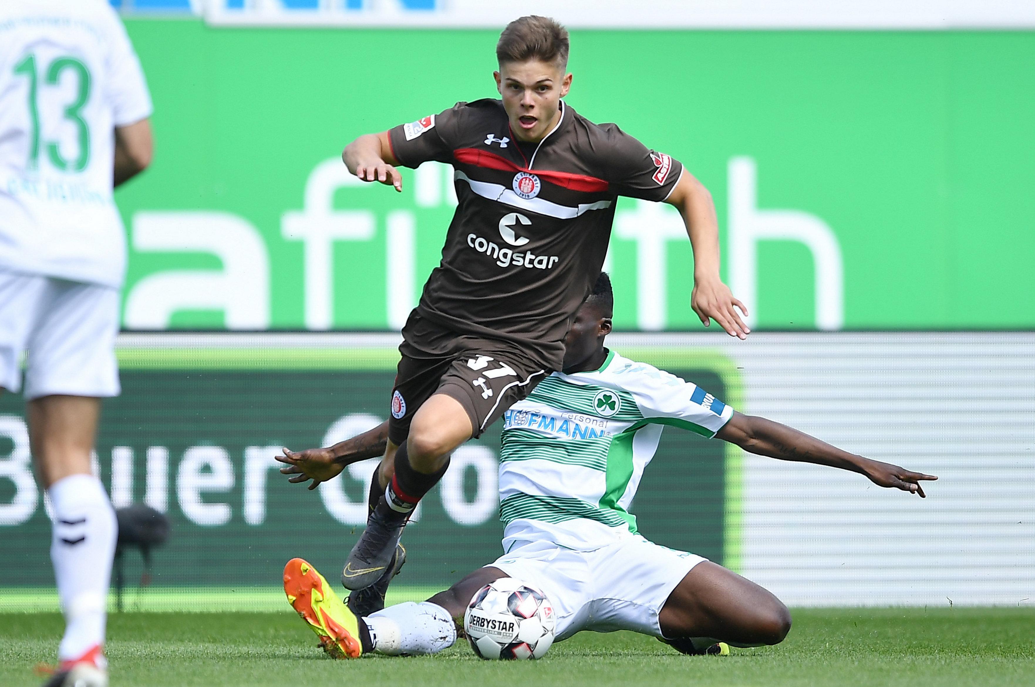 1:2 in Fürth: Kiezkicker verlieren zum Saisonabschluss