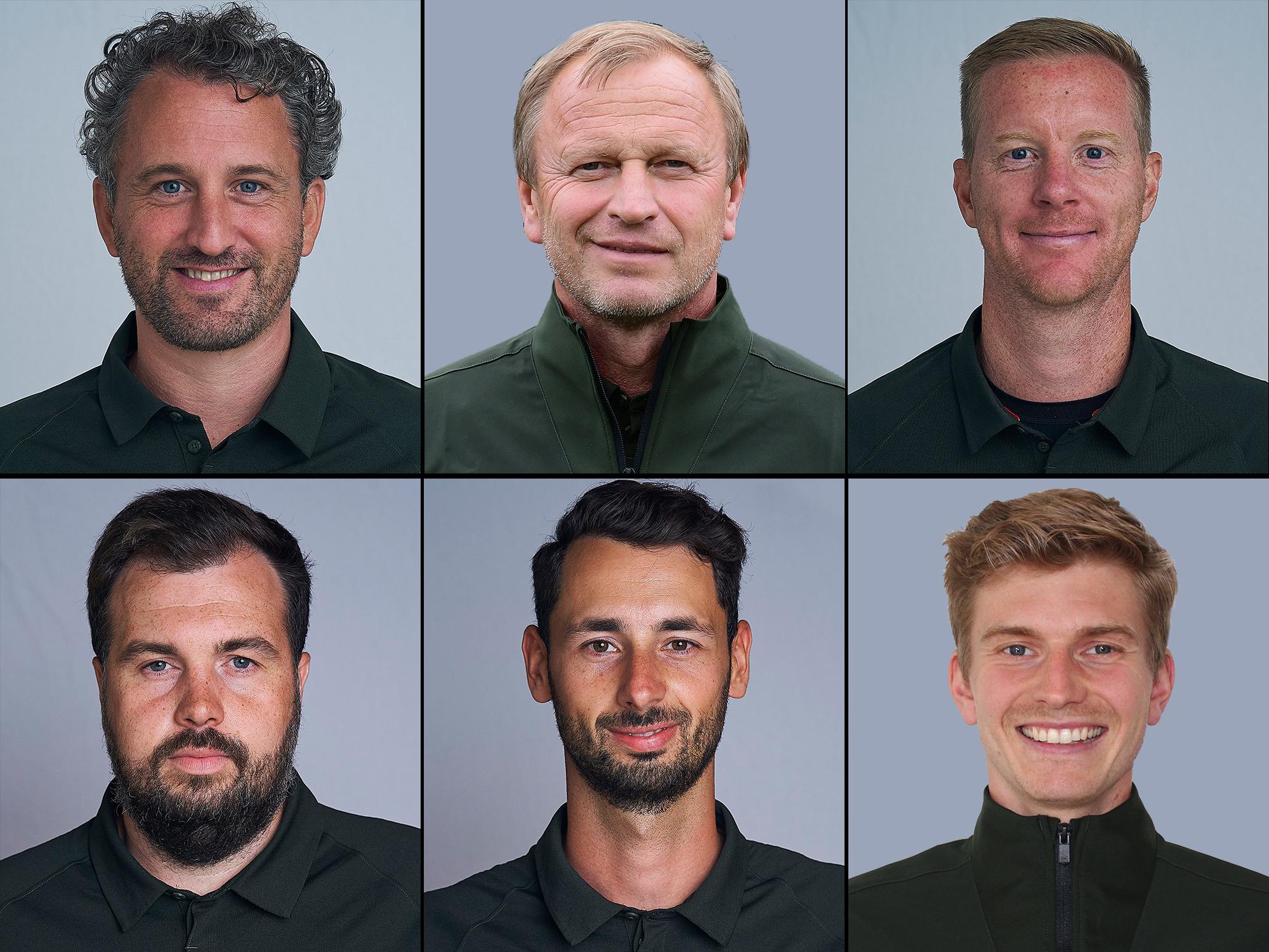 Trainerteam im Leistungsbereich des NLZ steht fest