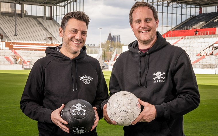 Jack Daniel's wird Partner des FC St. Pauli