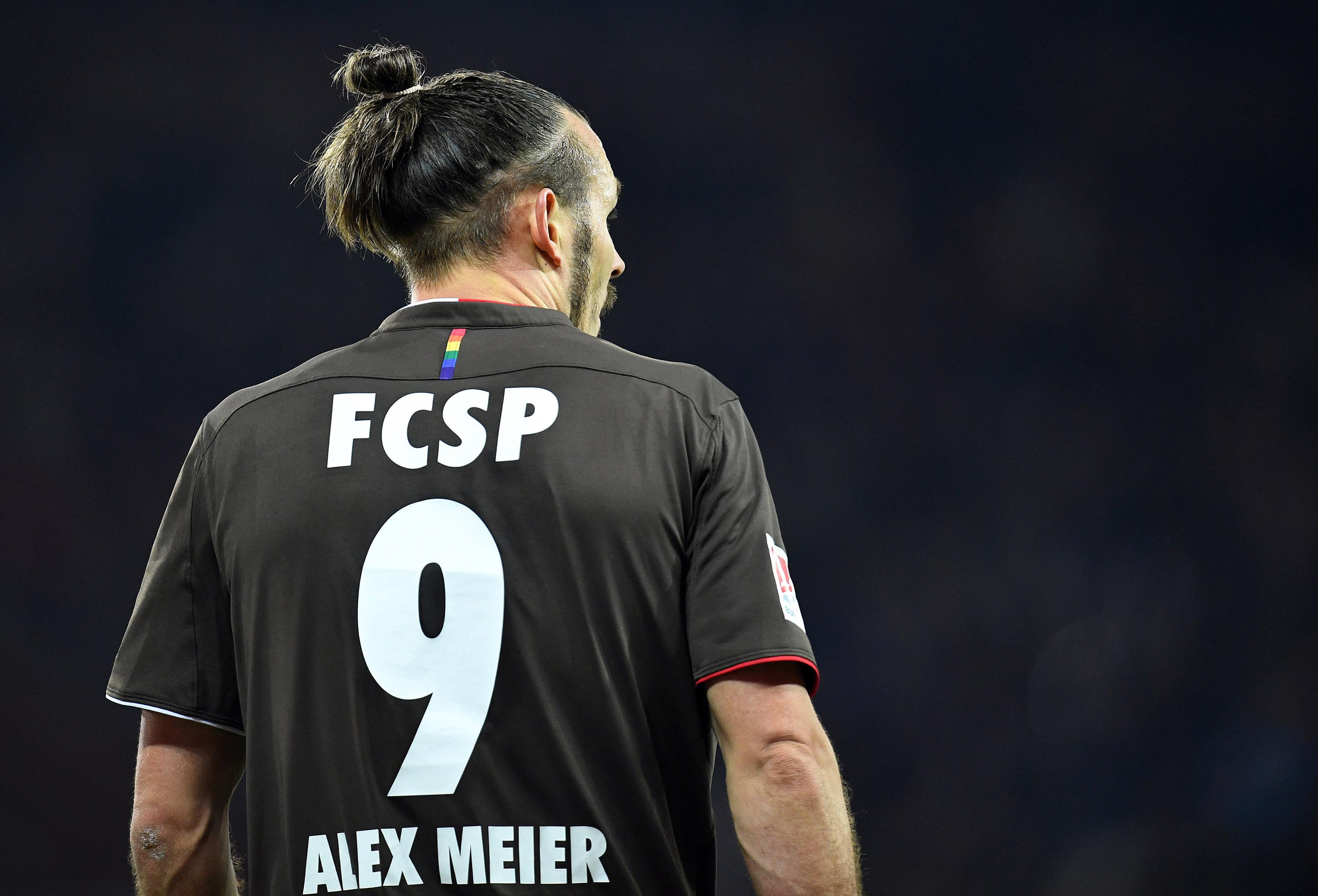 Alex Meier verlässt den FC St. Pauli