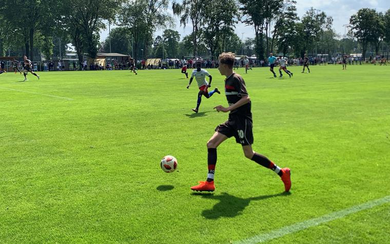 U15 beendet Saison als Dritter - U17 punktet zum Abschluss in Cottbus