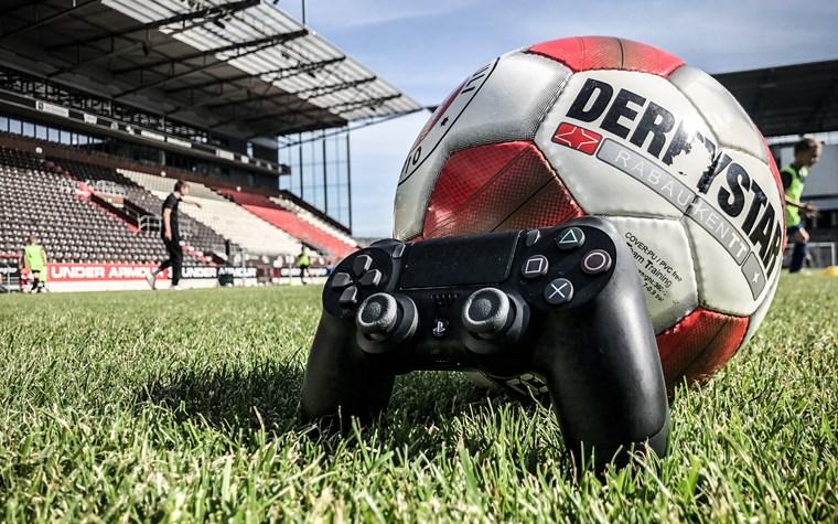 """""""Runter vom Sofa!"""" – Rabauken starten Engagement im eFootball"""