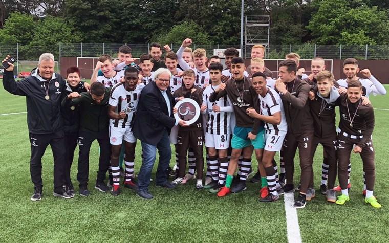 U16 will Rekordsaison bei Vorwärts Wacker erfolgreich abschließen