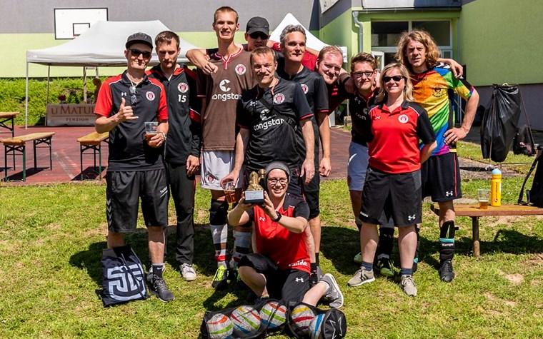 Deutscher Vizemeister, Masters-Sieger und vieles mehr - Blindenfußballer mit erfolgreichem Jahr 2019