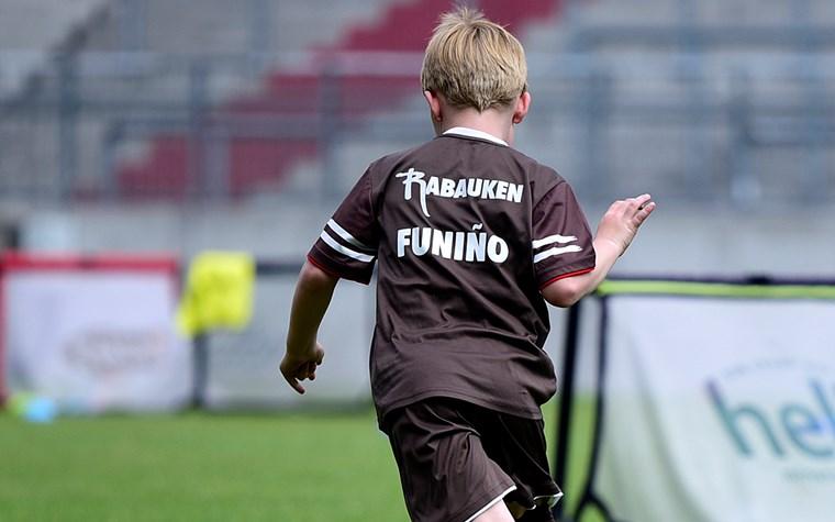 Vereine aufgepasst - die FUNiño-Spieltage der Rabauken sind jetzt buchbar!