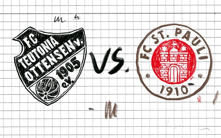 #congstarfanchallenge: Kiezkicker bestreiten Testspiel gegen Teutonia 05
