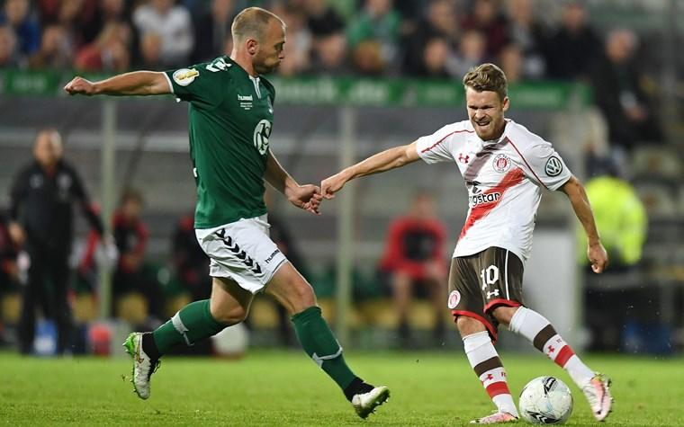 Nordduell im DFB-Pokal: Kiezkicker reisen zum VfB Lübeck