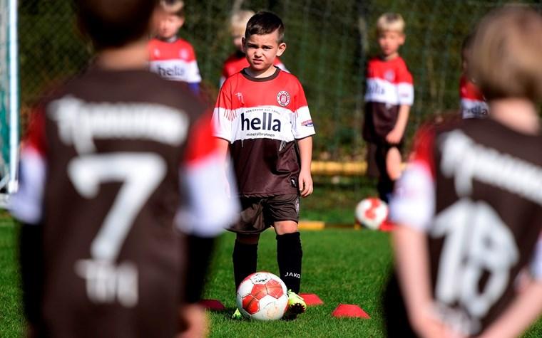 Ein Team für beste Fußballfreunde - 5x2 Startplätze bei Rabauken-Camps zu gewinnen