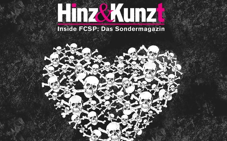 """""""Das Herz von St. Pauli"""" - Hinz&Kunzt-Sondermagazin über den FCSP"""