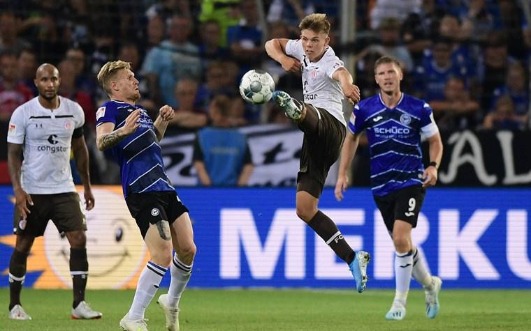 Heimspiele gegen Bielefeld und Stuttgart ausverkauft - noch Tickets gegen Wehen Wiesbaden erhältlich