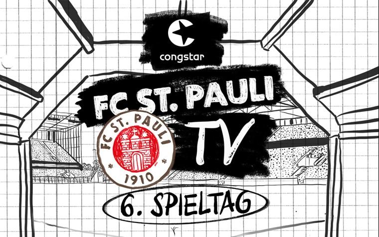 FCSP TV live - unsere Heimspielsendung vor dem Derby